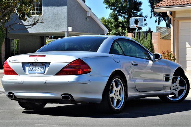2003 Mercedes-Benz SL500 Reseda, CA 18