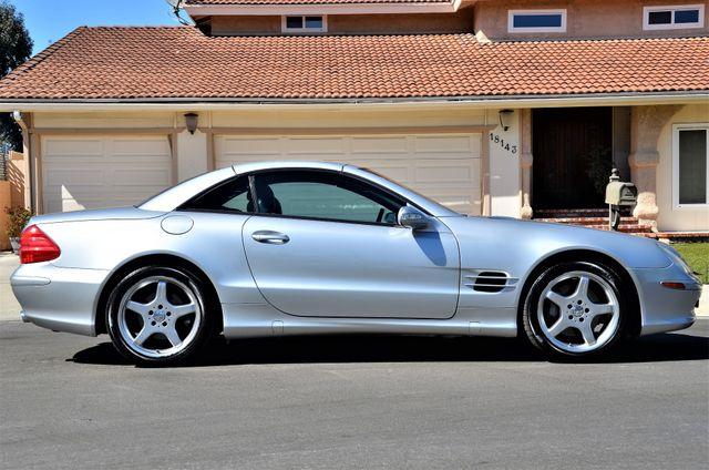 2003 Mercedes-Benz SL500 Reseda, CA 19