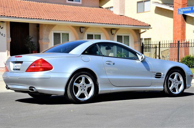 2003 Mercedes-Benz SL500 Reseda, CA 20