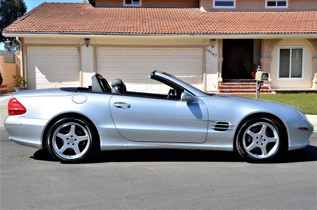 2003 Mercedes-Benz SL500 Reseda, CA 22