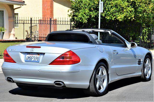 2003 Mercedes-Benz SL500 Reseda, CA 23