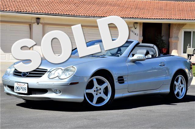 2003 Mercedes-Benz SL500 Reseda, CA