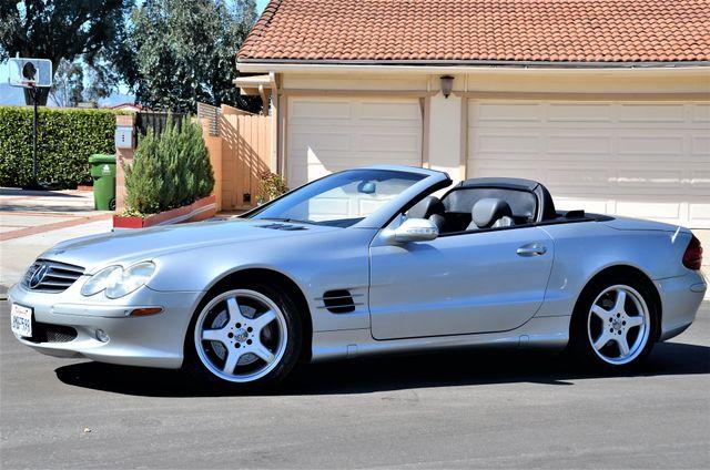 2003 Mercedes-Benz SL500 Reseda, CA 24