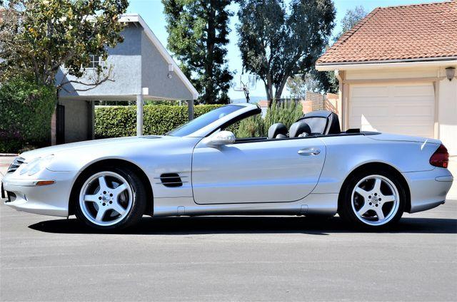 2003 Mercedes-Benz SL500 Reseda, CA 25