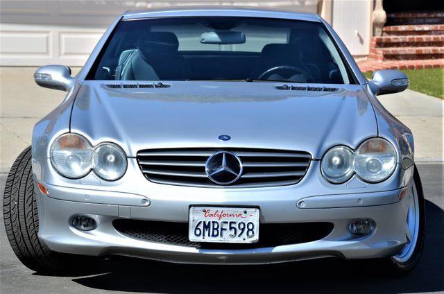 2003 Mercedes-Benz SL500 Reseda, CA 11
