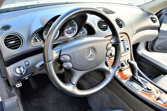 2003 Mercedes-Benz SL500 Reseda, CA 4