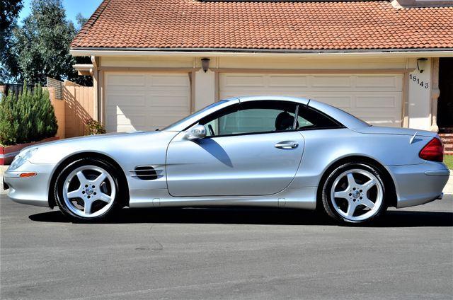 2003 Mercedes-Benz SL500 Reseda, CA 13