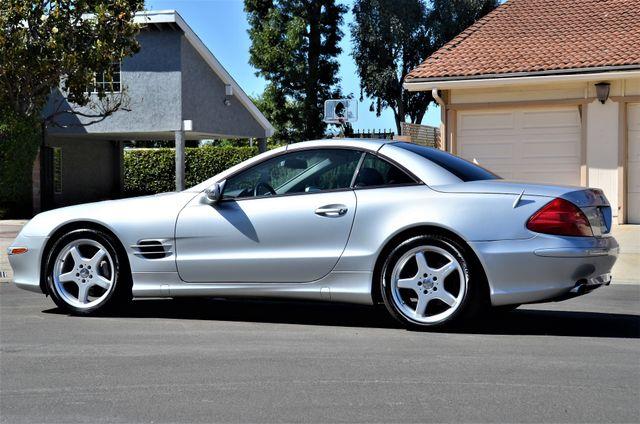 2003 Mercedes-Benz SL500 Reseda, CA 15