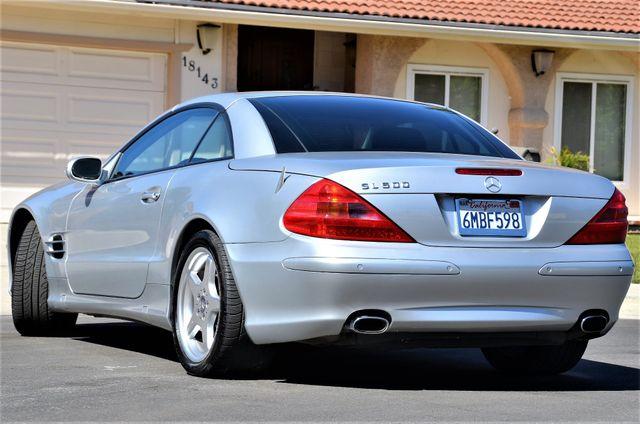 2003 Mercedes-Benz SL500 Reseda, CA 17