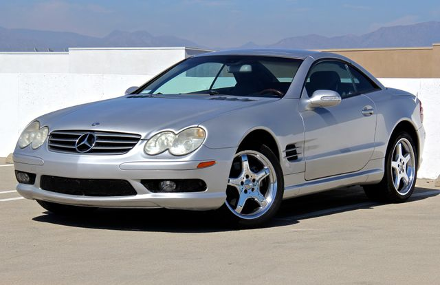 2003 Mercedes-Benz SL500 in Reseda, CA, CA 91335