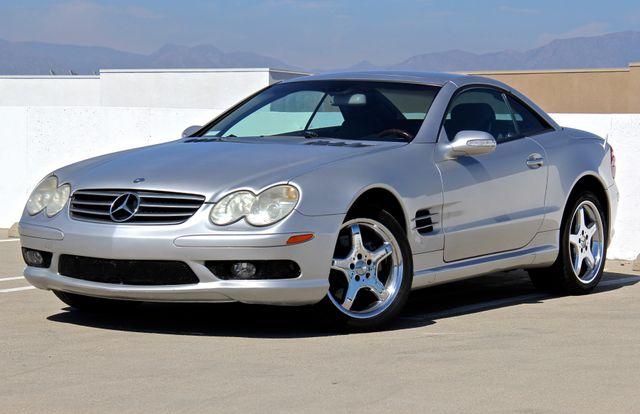2003 Mercedes-Benz SL500 | Reseda CA | SoCal Auto Group