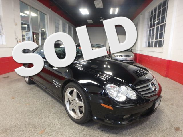 2003 Mercedes Sl500 HARD TOP CABRIOLET. LOW MILES, SHARP! Saint Louis Park, MN