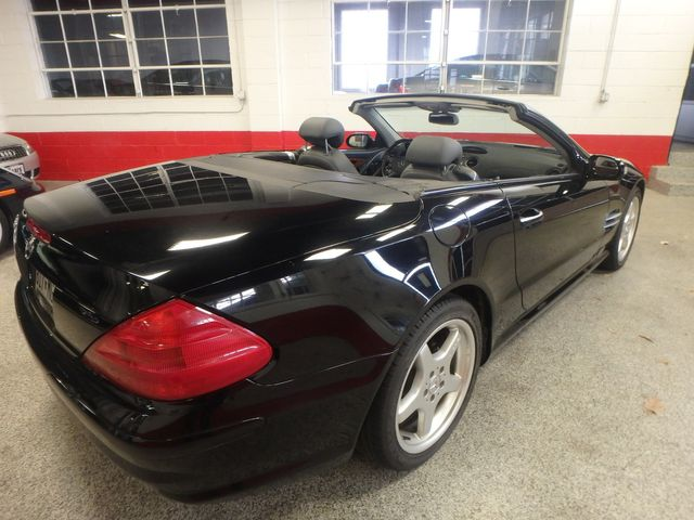 2003 Mercedes Sl500 HARD TOP CABRIOLET. LOW MILES, SHARP! Saint Louis Park, MN 20