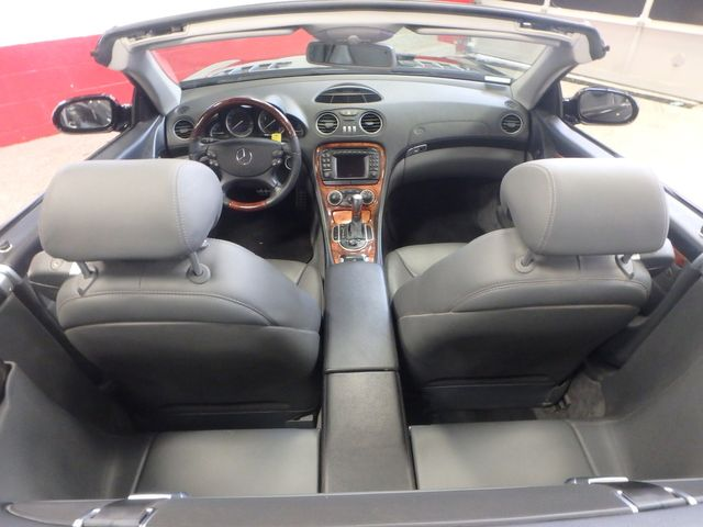 2003 Mercedes Sl500 HARD TOP CABRIOLET. LOW MILES, SHARP! Saint Louis Park, MN 3