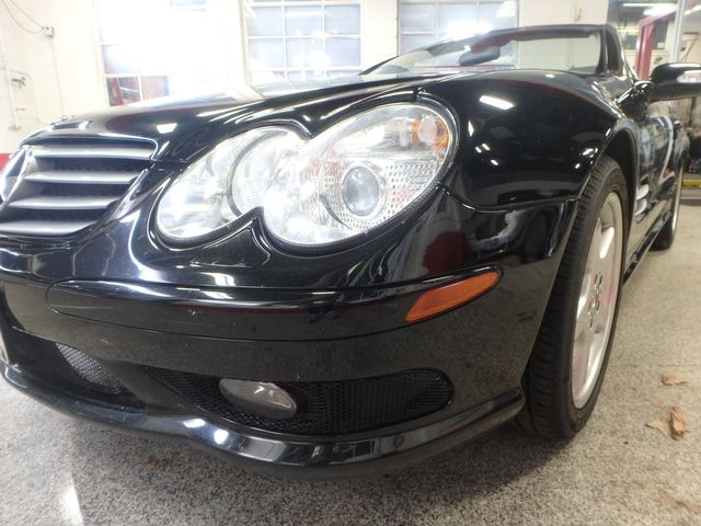 2003 Mercedes Sl500 HARD TOP CABRIOLET. LOW MILES, SHARP! Saint Louis Park, MN 25