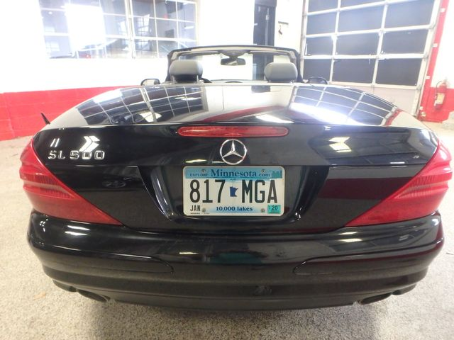 2003 Mercedes Sl500 HARD TOP CABRIOLET. LOW MILES, SHARP! Saint Louis Park, MN 26