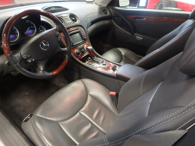 2003 Mercedes Sl500 HARD TOP CABRIOLET. LOW MILES, SHARP! Saint Louis Park, MN 2