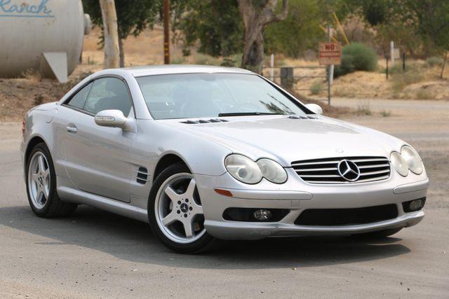 2003 Mercedes-Benz SL500 Santa Clarita, CA 3