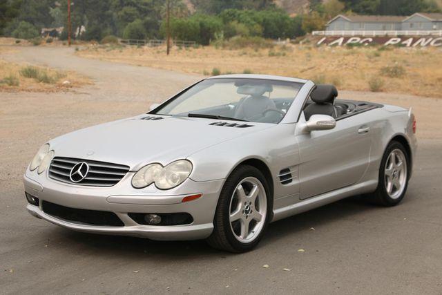 2003 Mercedes-Benz SL500 Santa Clarita, CA 20