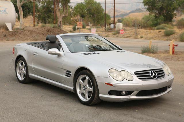2003 Mercedes-Benz SL500 Santa Clarita, CA 21
