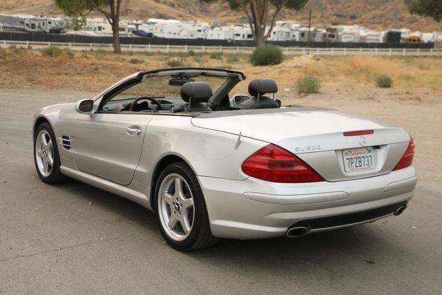 2003 Mercedes-Benz SL500 Santa Clarita, CA 22