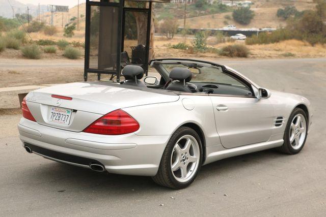 2003 Mercedes-Benz SL500 Santa Clarita, CA 23