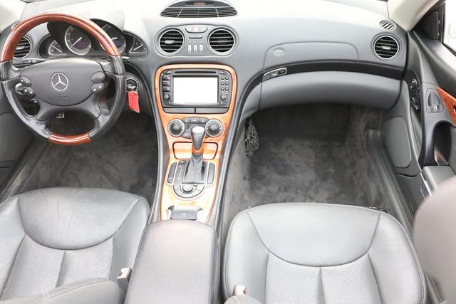 2003 Mercedes-Benz SL500 Santa Clarita, CA 7