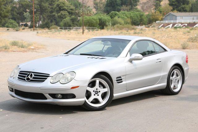2003 Mercedes-Benz SL500 Santa Clarita, CA 1