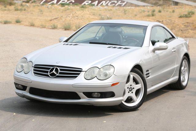 2003 Mercedes-Benz SL500 Santa Clarita, CA 4