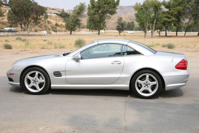 2003 Mercedes-Benz SL500 Santa Clarita, CA 11