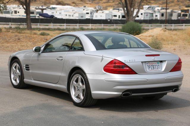 2003 Mercedes-Benz SL500 Santa Clarita, CA 5