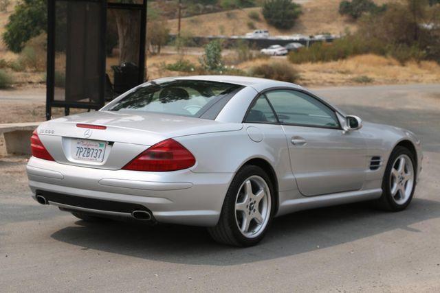 2003 Mercedes-Benz SL500 Santa Clarita, CA 6