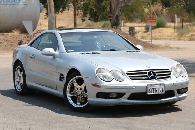 2003 Mercedes-Benz SL500 SPORT PKG Santa Clarita, CA 3