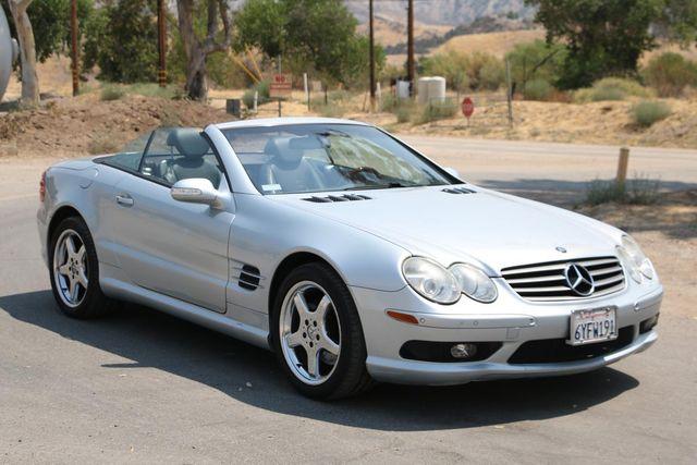 2003 Mercedes-Benz SL500 SPORT PKG Santa Clarita, CA 13