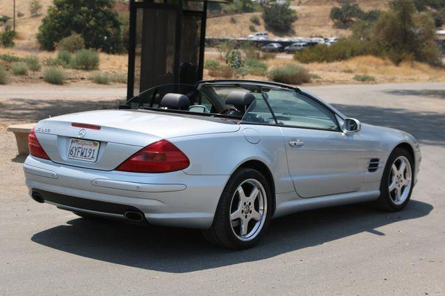 2003 Mercedes-Benz SL500 SPORT PKG Santa Clarita, CA 15