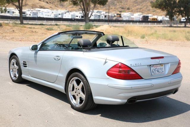2003 Mercedes-Benz SL500 SPORT PKG Santa Clarita, CA 14