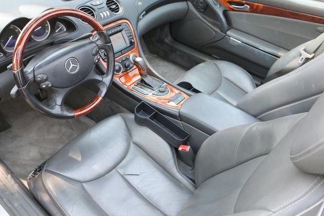 2003 Mercedes-Benz SL500 SPORT PKG Santa Clarita, CA 7