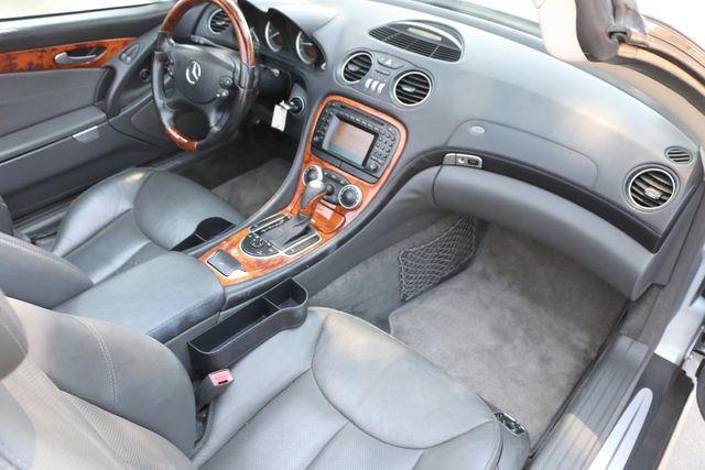 2003 Mercedes-Benz SL500 SPORT PKG Santa Clarita, CA 8