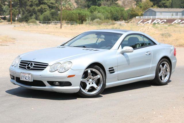 2003 Mercedes-Benz SL500 SPORT PKG Santa Clarita, CA 1
