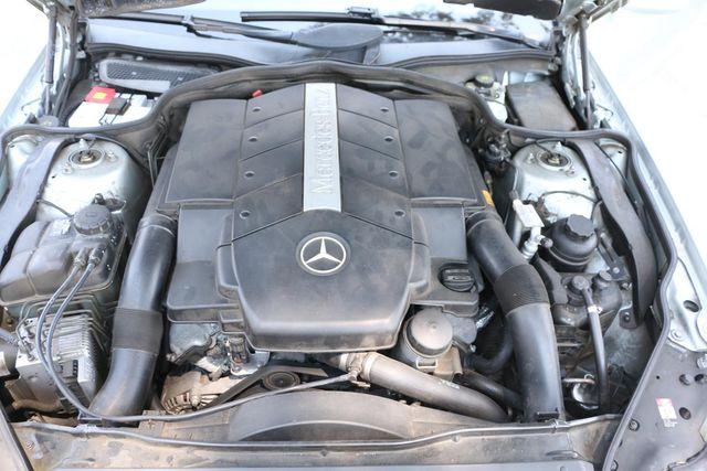 2003 Mercedes-Benz SL500 SPORT PKG Santa Clarita, CA 32