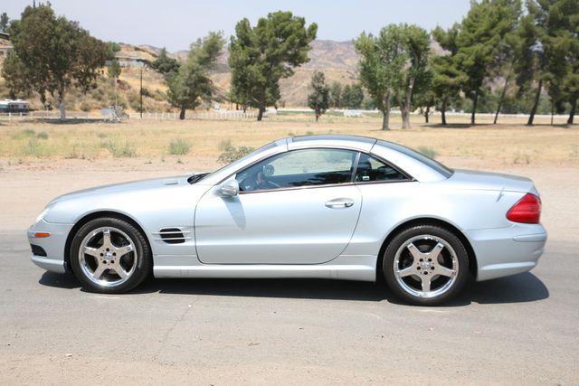 2003 Mercedes-Benz SL500 SPORT PKG Santa Clarita, CA 10