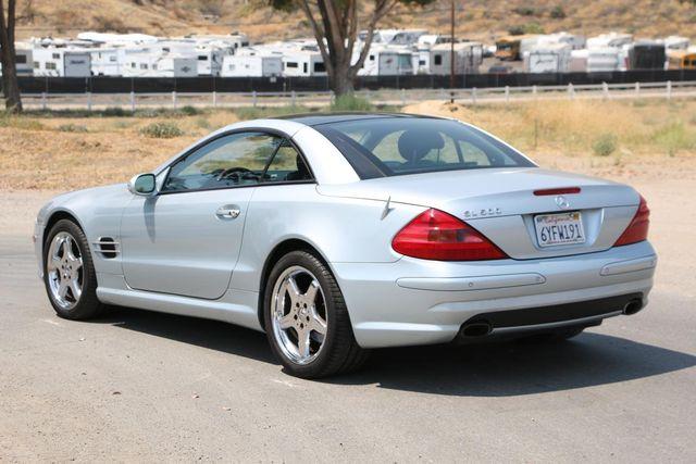 2003 Mercedes-Benz SL500 SPORT PKG Santa Clarita, CA 5