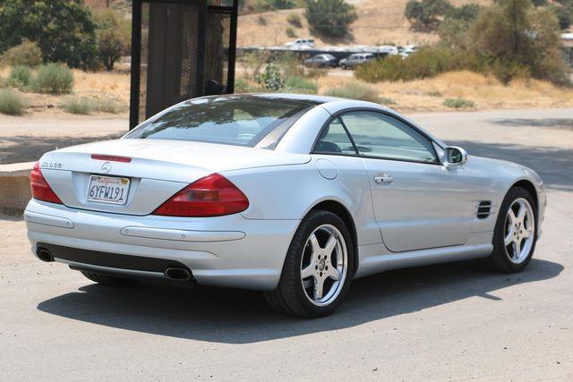 2003 Mercedes-Benz SL500 SPORT PKG Santa Clarita, CA 6