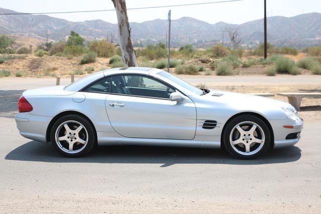 2003 Mercedes-Benz SL500 SPORT PKG Santa Clarita, CA 11
