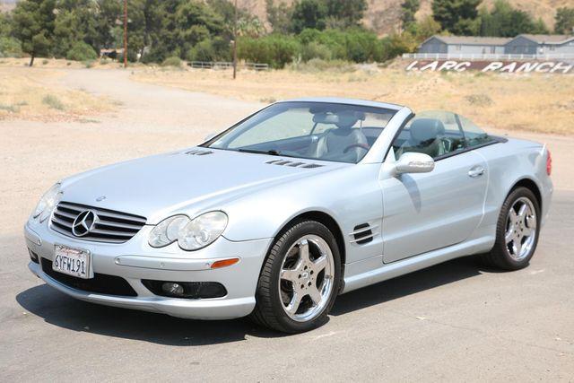2003 Mercedes-Benz SL500 SPORT PKG Santa Clarita, CA 12