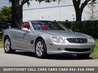 2003 Mercedes-Benz SL500 in West Palm Beach, Florida 33411