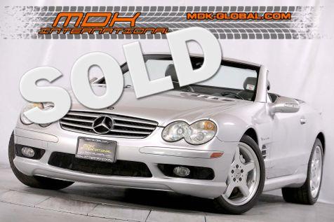 2003 Mercedes-Benz SL55 AMG - Upgraded Navigation - Back up camera in Los Angeles