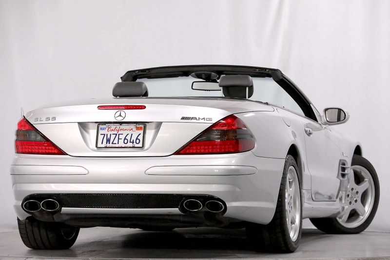 2003 Mercedes-Benz SL55 AMG - Upgraded Navigation - Back up camera  city California  MDK International  in Los Angeles, California