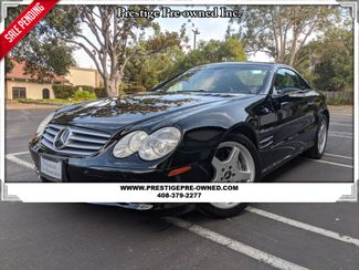 2003 Mercedes-Benz SL55 AMG in Campbell, CA 95008