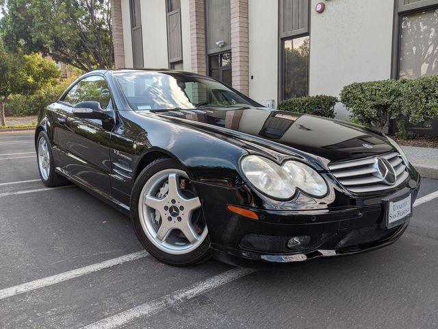 2003 Mercedes-Benz SL55 AMG in Campbell, CA 95008